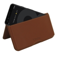 10% OFF + FREE SHIPPING, Buy the BEST PDair Handcrafted Premium Protective Carrying Google Pixel 3 Leather Wallet Pouch Case (Brown). Exquisitely designed engineered for Google Pixel 3.