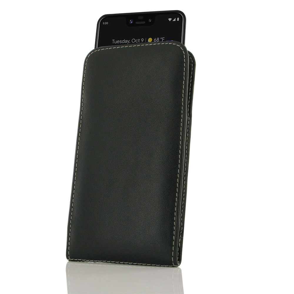 10% OFF + FREE SHIPPING, Buy the BEST PDair Handcrafted Premium Protective Carrying Google Pixel 3 XL Leather Sleeve Pouch Case. Exquisitely designed engineered for Google Pixel 3 XL.