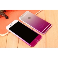 Gradient iPhone 6s 6 Plus Decal Wrap Skin Set (Purple)
