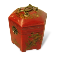 10% OFF + FREE Shipping, Buy Best PDair Top Quality Handmade Collectible Antique Oriental Candy Box Genuine Leather Surface (Red) ZBXGR-A057 online. You also can go to the customizer to create your own stylish leather case if looking for additional colors
