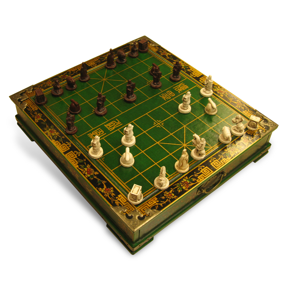 10% OFF + FREE Shipping, Buy PDair Quality Handmade Collectible Antique Oriental China Chess Game Set Genuine Leather Surface (Green) ZBXGG-A050BB online You also can go to the customizer to create your own stylish leather case if looking for additional c