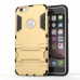 iPhone 6s 6 Plus SE 5s 5 Tough Armor Protective Case (Gold) protective carrying case by PDair