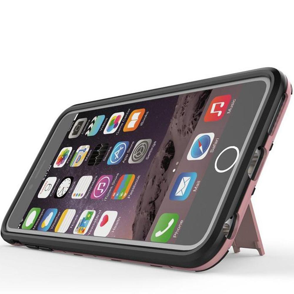 iphone 6s 6 plus se 5s 5 tough armor protective case grey pdair. Black Bedroom Furniture Sets. Home Design Ideas