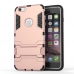 iPhone 6s 6 Plus SE 5s 5 Tough Armor Protective Case Rose Pink PDair protective carrying case by PDair