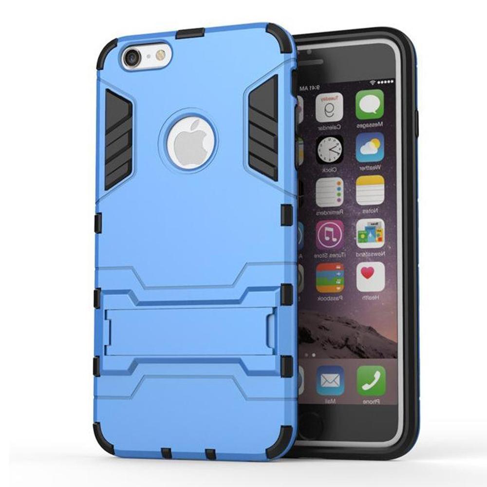 iphone 6s 6 plus se 5s 5 tough armor protective case blue pdair. Black Bedroom Furniture Sets. Home Design Ideas