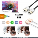 High Speed 4K HDMI Digital Cable 2.0 :: PDair