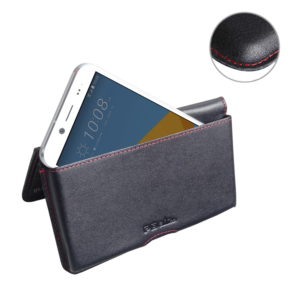 10% OFF + FREE SHIPPING, Buy Best PDair Quality Handmade Protective HTC 10 EVO Genuine Leather Wallet Pouch Case (Red Stitch) online. You also can go to the customizer to create your own stylish leather case if looking for additional colors, patterns and