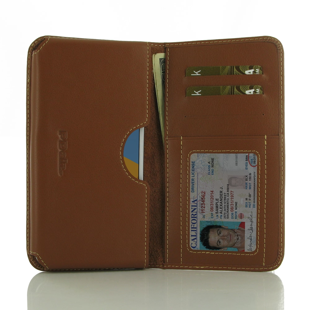 10% OFF + FREE SHIPPING, Buy Best PDair Quality Handmade Protective HTC 10 EVO Genuine Leather Wallet Sleeve Case (Brown) online. Pouch Sleeve Holster Wallet You also can go to the customizer to create your own stylish leather case if looking for addition