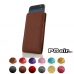 10% OFF + FREE SHIPPING, Buy Best PDair Quality Handmade Protective HTC 10 Pouch Case with Belt Clip (Brown Pebble Genuine Leather) online. You also can go to the customizer to create your own stylish leather case if looking for additional colors, pattern