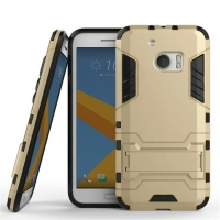 HTC 10 Tough Armor Protective Case (Gold) :: PDair