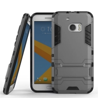 HTC 10 Tough Armor Protective Case (Grey) :: PDair