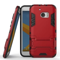 HTC 10 Tough Armor Protective Case (Red) :: PDair