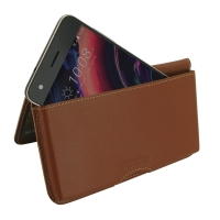 10% OFF + FREE SHIPPING, Buy Best PDair Quality Handmade Protective HTC Desire 10 pro Genuine Leather Wallet Pouch Case (Brown) online. You also can go to the customizer to create your own stylish leather case if looking for additional colors, patterns an