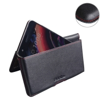10% OFF + FREE SHIPPING, Buy Best PDair Quality Handmade Protective HTC Desire 10 pro Genuine Leather Wallet Pouch Case (Red Stitch) online You also can go to the customizer to create your own stylish leather case if looking for additional colors, pattern