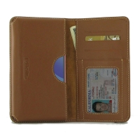 10% OFF + FREE SHIPPING, Buy the BEST PDair Handcrafted Premium Protective Carrying HTC Desire 12s Leather Wallet Sleeve Case (Brown). Exquisitely designed engineered for HTC Desire 12s.