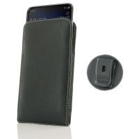 10% OFF + FREE SHIPPING, Buy the BEST PDair Handcrafted Premium Protective Carrying HTC Desire 19+ Pouch Case with Belt Clip. Exquisitely designed engineered for HTC Desire 19+.