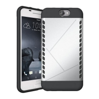 10% OFF + FREE Shipping, Buy Best PDair Premium Protective HTC One A9 Hybrid Combo Aegis Armor Case Cover (Silver) online. You also can go to the customizer to create your own stylish leather case if looking for additional colors, patterns and types.
