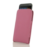 10% OFF + FREE SHIPPING, Buy Best PDair Quality Handmade Protective HTC One M9 Genuine Leather Sleeve Pouch Case (Petal Pink) online. You also can go to the customizer to create your own stylish leather case if looking for additional colors, patterns and