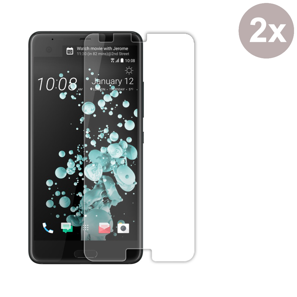 10 Off Free Best Pdair Protective Htc U Ultra Tempered Glass