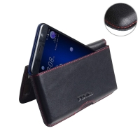 10% OFF + FREE SHIPPING, Buy Best PDair Handmade Protective HTC U11 Leather Wallet Pouch Case (Red Stitch). Pouch Sleeve Holster Wallet  You also can go to the customizer to create your own stylish leather case if looking for additional colors, patterns a