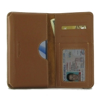 10% OFF + FREE SHIPPING, Buy the BEST PDair Handcrafted Premium Protective Carrying HTC U12 life Leather Wallet Sleeve Case (Brown). Exquisitely designed engineered for HTC U12 life.