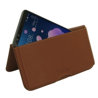 10% OFF + FREE SHIPPING, Buy the BEST PDair Handcrafted Premium Protective Carrying HTC U12 Plus | U12+ Leather Wallet Pouch Case (Brown). Exquisitely designed engineered for HTC U12 Plus | U12+.