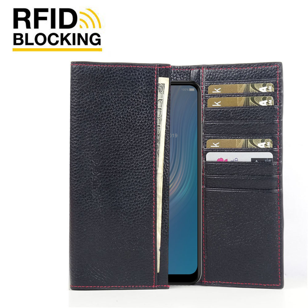 10% OFF + FREE SHIPPING, Buy the BEST PDair Handcrafted Premium Protective Carrying HTC Wildfire X Leather Continental Sleeve Wallet (Red Stitching). Exquisitely designed engineered for HTC Wildfire X.