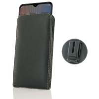 10% OFF + FREE SHIPPING, Buy the BEST PDair Handcrafted Premium Protective Carrying HTC Wildfire X Pouch Case with Belt Clip. Exquisitely designed engineered for HTC Wildfire X.