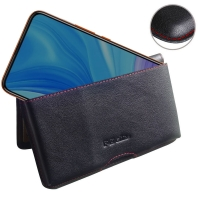10% OFF + FREE SHIPPING, Buy the BEST PDair Handcrafted Premium Protective Carrying Huawei Enjoy 10 Plus Leather Wallet Pouch Case (Red Stitch). Exquisitely designed engineered for Huawei Enjoy 10 Plus.
