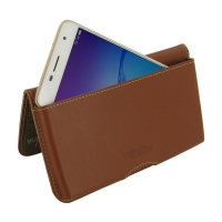 10% OFF + FREE SHIPPING, Buy Best PDair Quality Handmade Protective Huawei Enjoy 6 Genuine Leather Wallet Pouch Case (Brown) online. You also can go to the customizer to create your own stylish leather case if looking for additional colors, patterns and t
