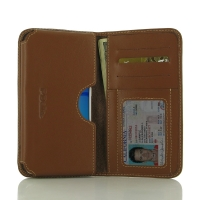 10% OFF + FREE SHIPPING, Buy Best PDair Quality Handmade Protective Huawei Enjoy 6 Genuine Leather Wallet Sleeve Case (Brown) online. You also can go to the customizer to create your own stylish leather case if looking for additional colors, patterns and