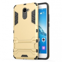 10% OFF + FREE SHIPPING, Buy Best PDair Protective Huawei Enjoy 7 Plus Tough Armor Protective Case (Gold).  You also can go to the customizer to create your own stylish leather case if looking for additional colors, patterns and types.