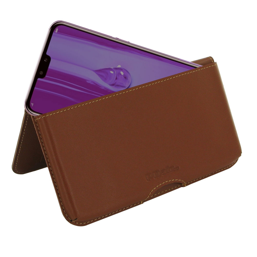 10% OFF + FREE SHIPPING, Buy the BEST PDair Handcrafted Premium Protective Carrying Huawei Enjoy 9 Plus Leather Wallet Pouch Case (Brown). Exquisitely designed engineered for Huawei Enjoy 9 Plus.
