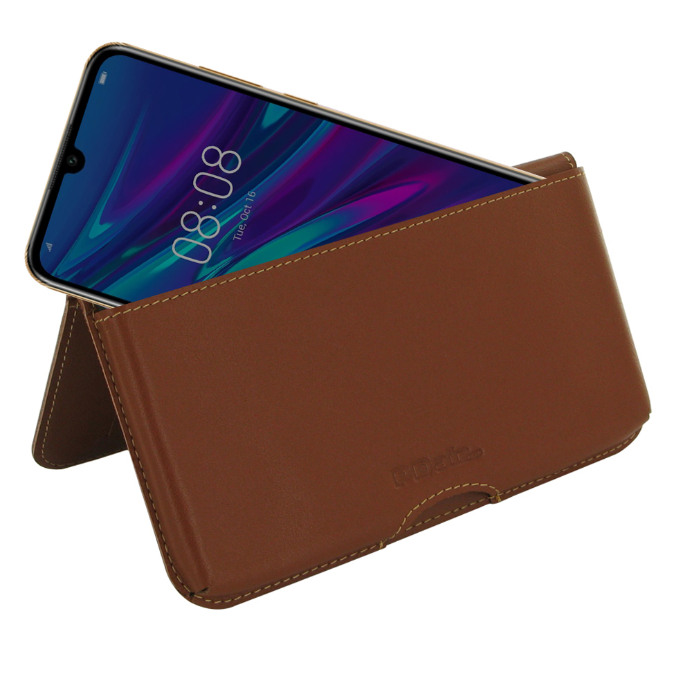 10% OFF + FREE SHIPPING, Buy the BEST PDair Handcrafted Premium Protective Carrying Huawei Enjoy 9e Leather Wallet Pouch Case (Brown). Exquisitely designed engineered for Huawei Enjoy 9e.