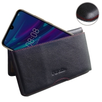10% OFF + FREE SHIPPING, Buy the BEST PDair Handcrafted Premium Protective Carrying Huawei Enjoy 9e Leather Wallet Pouch Case (Red Stitch). Exquisitely designed engineered for Huawei Enjoy 9e.