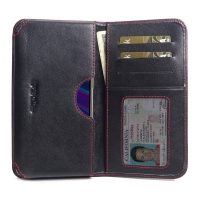 10% OFF + FREE SHIPPING, Buy the BEST PDair Handcrafted Premium Protective Carrying Huawei Enjoy 9e Leather Wallet Sleeve Case (Red Stitch). Exquisitely designed engineered for Huawei Enjoy 9e.