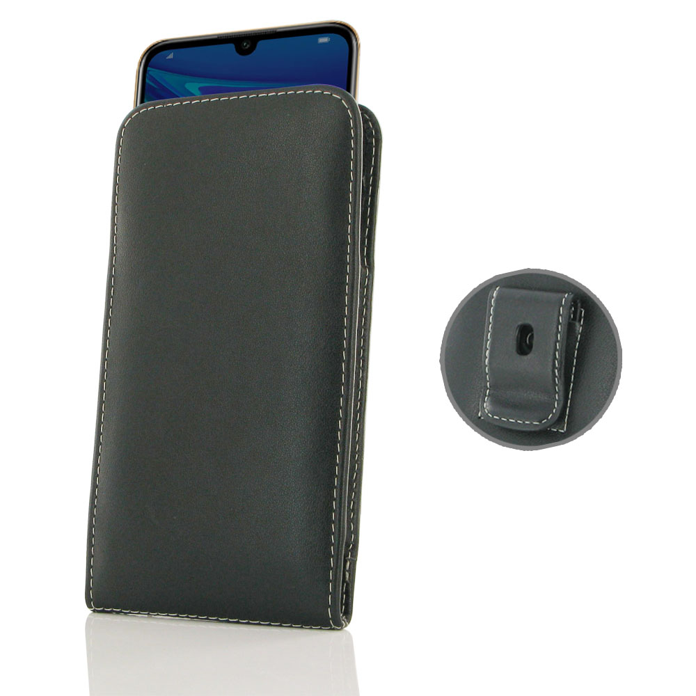 10% OFF + FREE SHIPPING, Buy the BEST PDair Handcrafted Premium Protective Carrying Huawei Enjoy 9e Pouch Case with Belt Clip. Exquisitely designed engineered for Huawei Enjoy 9e.