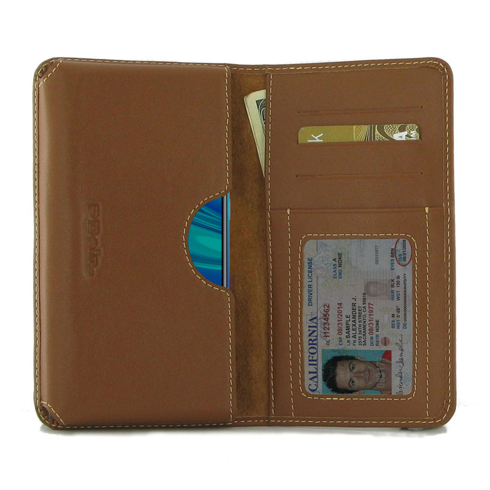 10% OFF + FREE SHIPPING, Buy the BEST PDair Handcrafted Premium Protective Carrying Huawei Enjoy 9s Leather Wallet Sleeve Case (Brown). Exquisitely designed engineered for Huawei Enjoy 9s.