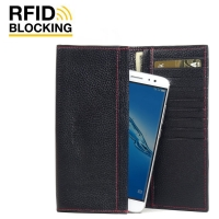 10% OFF + FREE SHIPPING, Buy Best PDair Handmade Protective Huawei G9 Plus Genuine Leather Continental Sleeve Wallet (Red Stitching) online You also can go to the customizer to create your own stylish leather case if looking for additional colors, pattern