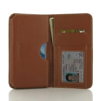 10% OFF + FREE SHIPPING, Buy Best PDair Quality Handmade Protective Huawei G9 Plus Genuine Leather Wallet Sleeve Case (Brown) online. You also can go to the customizer to create your own stylish leather case if looking for additional colors, patterns and