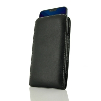 Leather Vertical Pouch Case for Huawei Honor 10