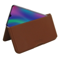 10% OFF + FREE SHIPPING, Buy the BEST PDair Handcrafted Premium Protective Carrying Huawei Honor 10 Lite Leather Wallet Pouch Case (Brown). Exquisitely designed engineered for Huawei Honor 10 Lite.