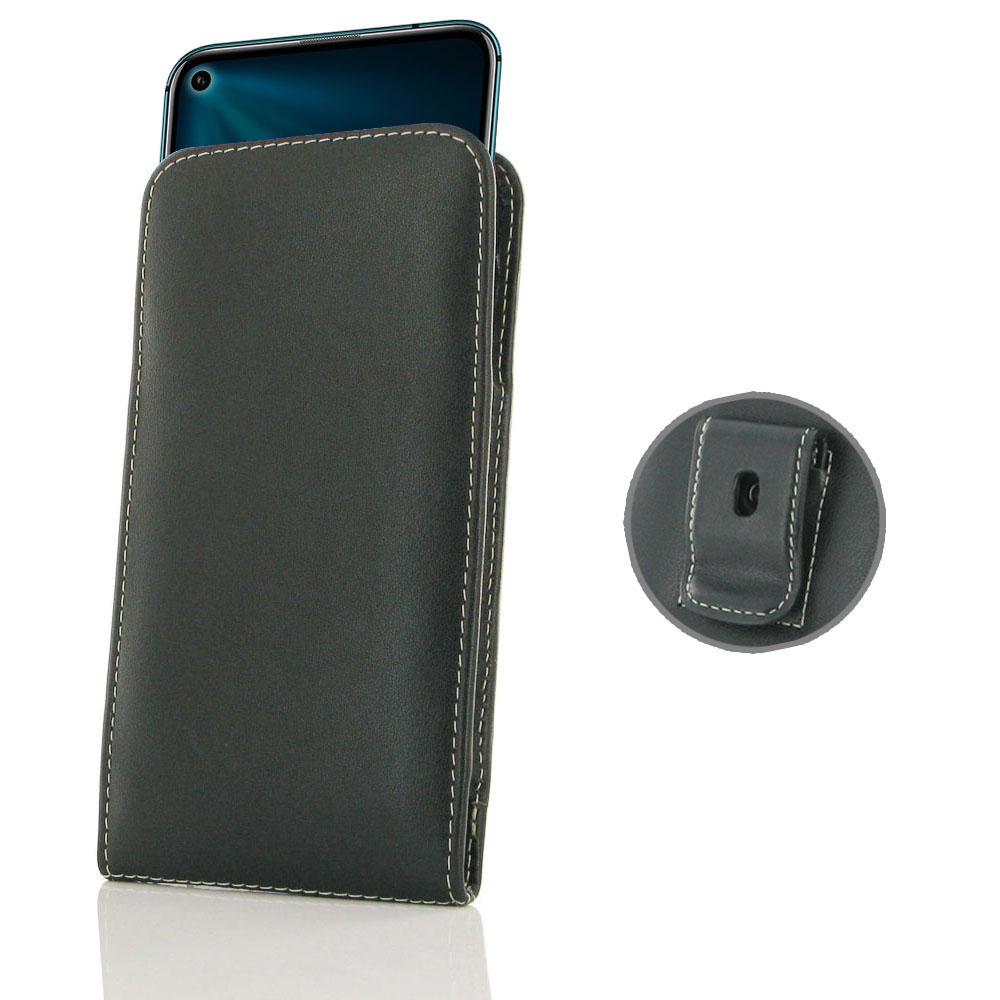 10% OFF + FREE SHIPPING, Buy the BEST PDair Handcrafted Premium Protective Carrying Huawei Honor 20 Pro Pouch Case with Belt Clip. Exquisitely designed engineered for Huawei Honor 20 Pro.