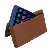 10% OFF + FREE SHIPPING, Buy Best PDair Quality Handmade Protective Huawei Honor 8 Genuine Leather Wallet Pouch Case (Brown) online. You also can go to the customizer to create your own stylish leather case if looking for additional colors, patterns and t