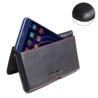 10% OFF + FREE SHIPPING, Buy Best PDair Quality Handmade Protective Huawei Honor 8 Genuine Leather Wallet Pouch Case (Red Stitch) online. You also can go to the customizer to create your own stylish leather case if looking for additional colors, patterns