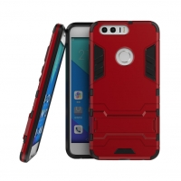 10% OFF + FREE SHIPPING, Buy Best PDair Top Quality Huawei Honor 8 Tough Armor Protective Case (Red) online. Exquisitely designed for Huawei Honor 8. You also can go to the customizer to create your own stylish leather case if looking for additional color