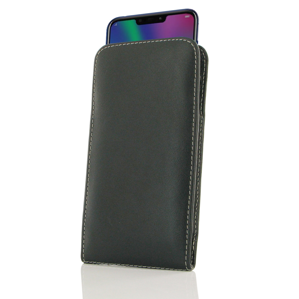 10% OFF + FREE SHIPPING, Buy the BEST PDair Handcrafted Premium Protective Carrying Huawei Honor 8C Leather Sleeve Pouch Case. Exquisitely designed engineered for Huawei Honor 8C.
