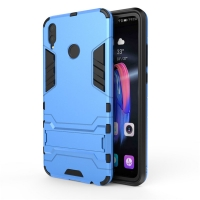 Huawei Honor 8X Tough Armor Protective Case (Blue)