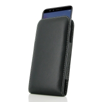 Leather Vertical Pouch Case for Huawei Honor 9 Lite | Honor 9 Youth