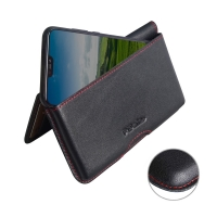 10% OFF + FREE SHIPPING, Buy the BEST PDair Handcrafted Premium Protective Carrying Huawei Honor 9i Leather Wallet Pouch Case (Red Stitch). Exquisitely designed engineered for Huawei Honor 9i.